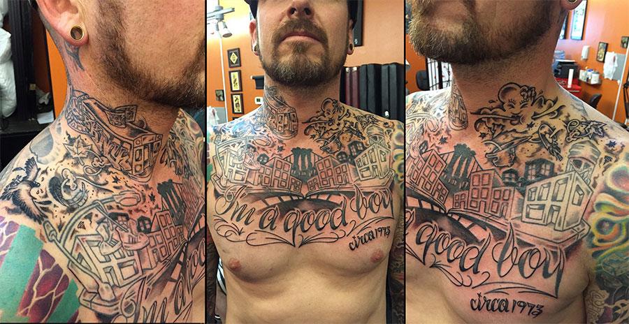Tattoo Shops Near Me Brooklyn